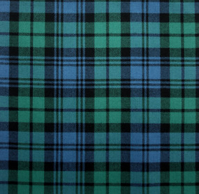Black Watch Ancient Light Weight Tartan