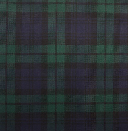 Black Watch Modern Light Weight Tartan