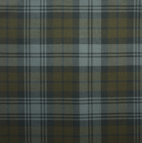 Black Watch Weathered Light Weight Tartan