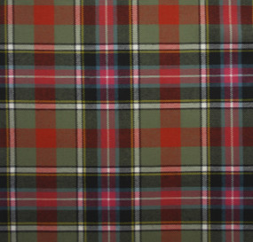 Bruce of Kinnaird Ancient Light Weight Tartan