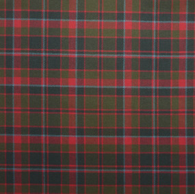 Buchan Weathered Light Weight Tartan
