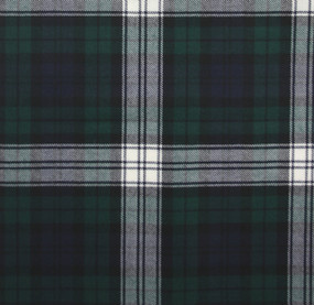 Black Watch Dress Modern Light Weight Tartan