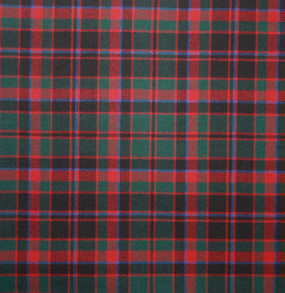 Cumming Hunting Modern Light Weight Tartan