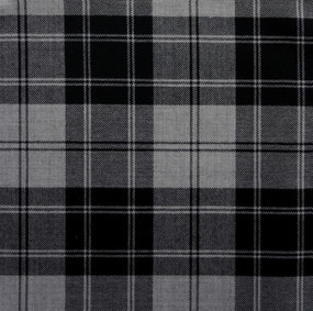 Douglas Grey Modern Light Weight Tartan
