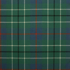 Duncan Ancient Light Weight Tartan Swatch