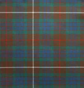 Fraser Hunting Ancient Light Weight Tartan