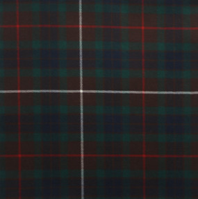 Fraser Hunting Modern Light Weight Tartan