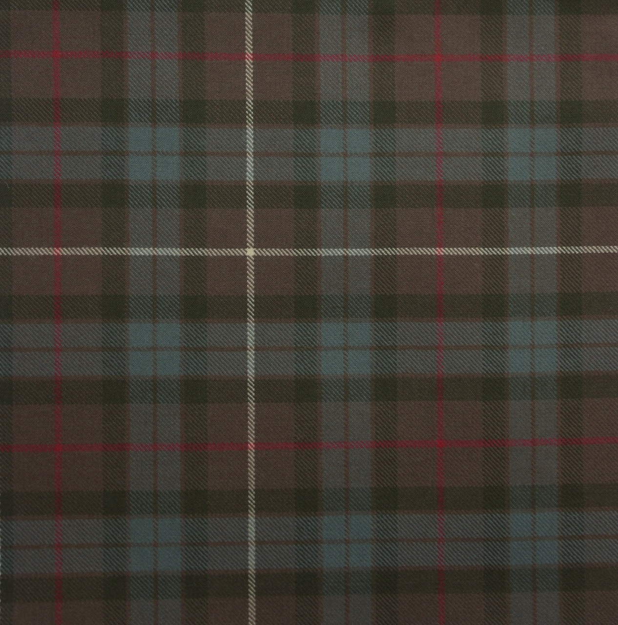 Fraser Hunting Weathered Light Weight Clan Family Tartan