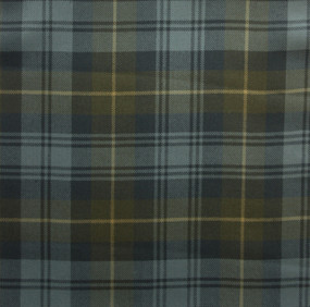 Gordon Clan Weathered Light Weight Tartan