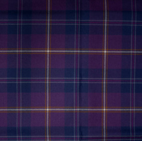 Gretna Green Gold Light Weight Tartan