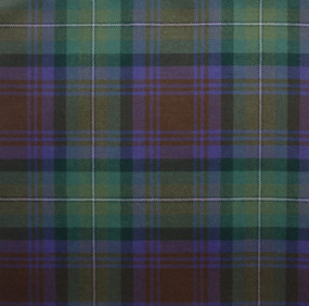 Isle of Skye Light Weight Tartan