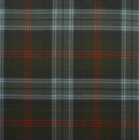 Lochcarron Hunting Weathered Light Weight Tartan