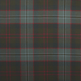 Lochaber Weathered Light Weight Tartan