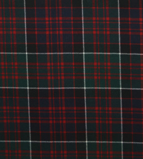 MacDonald Clanranald Modern Light Weight Tartan