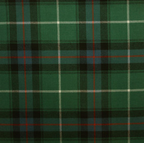 MacDonald of the Isles Hunting Ancient Light Weight Tartan