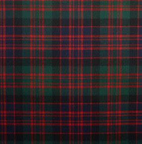 MacDonald Clan Modern Light Weight Tartan
