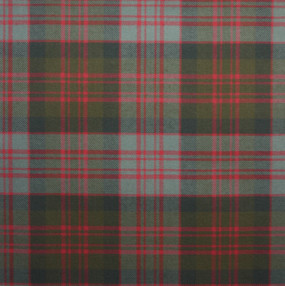 MacDonald Clan Weathered Light Weight Tartan
