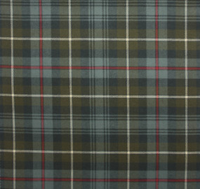 MacKenzie Weathered Light Weight Tartan