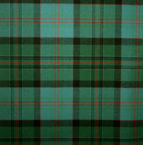 Munster Irish Light Weight Tartan