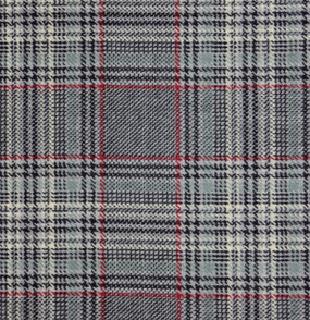 Plockton Check Light Weight Swatch
