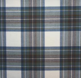 Stewart Blue Dress Light Weight Tartan