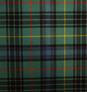 Stewart Hunting Ancient Light Weight Tartan