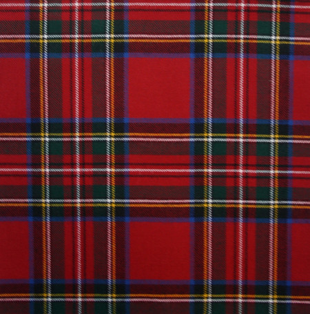 Stewart Royal Modern Light Weight Tartan