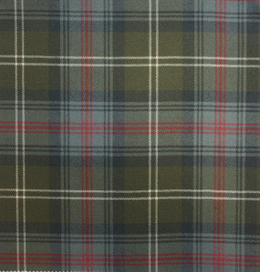 Sutherland Old Weathered Light Weight Tartan