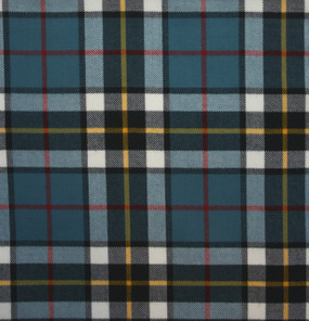 Thomson Blue Light Weight Tartan