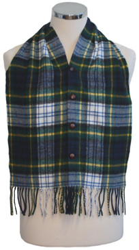 Gordon Dress Waistcoat Scarf