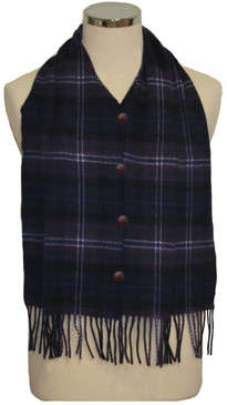 Scotland Forever Waistcoat Scarf