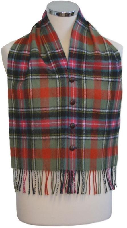 Bruce Kinnard Ancient Waistcoat Scarf