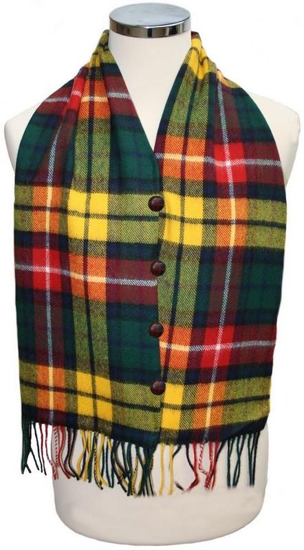 Buchanan Waistcoat Scarf