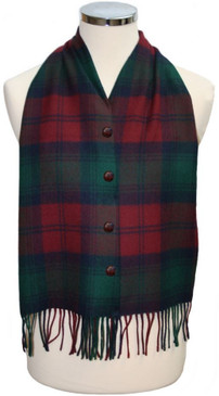 Lindsey Modern Waistcoat Scarf