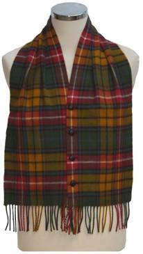 Buchanan AntiqueWaistcoat Scarf