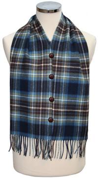 Holyrood Modern Waistcoat Scarf