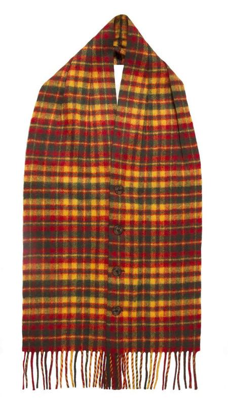 Strathearn Modern  Waistcoat Scarf