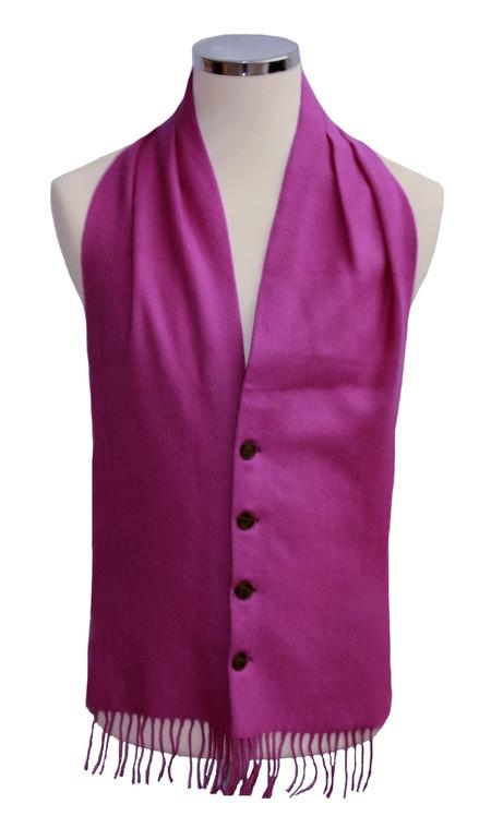 Foxglove Waistcoat Scarf