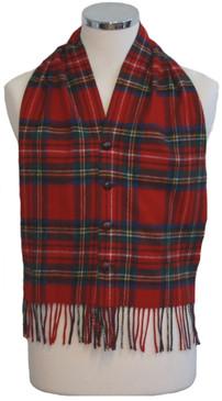 Stewart Royal Modern Waistcoat Scarf