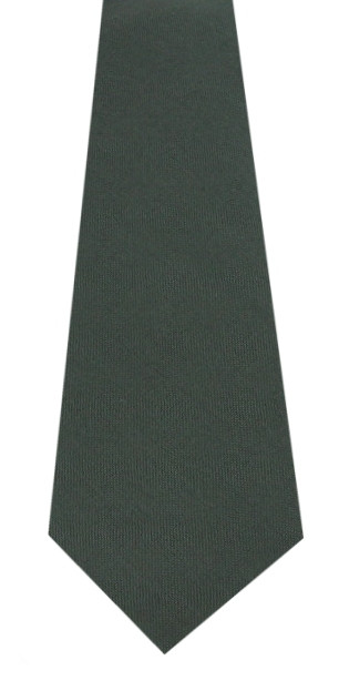 Weathered Blue Wool Tie