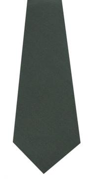 Weathered Blue Wool Tie