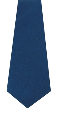 Ancient Blue Wool Tie