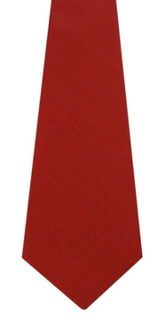 Ancient Red Wool Tie