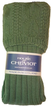 Glenmore Ancient Green Kilt Hose