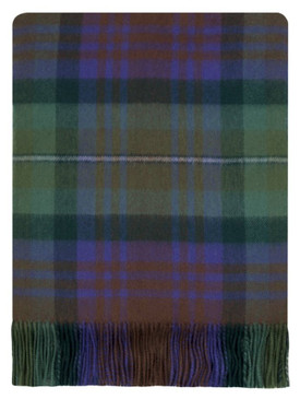 Isle of Skye Lambswool Serape