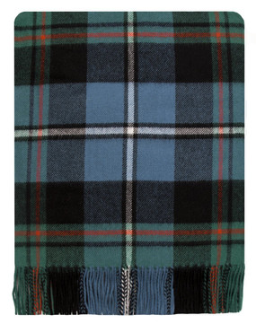 MacRae Hunting Ancient Lambswool Serape