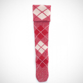 Highland Dance Hose Red