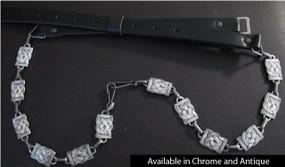 Fancy Sporran Chain Celtic Knot