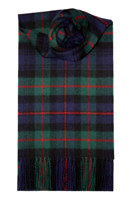 Murray of Atholl Modern Lambswool Scarf
