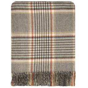 Clyde Lambswool Blanket